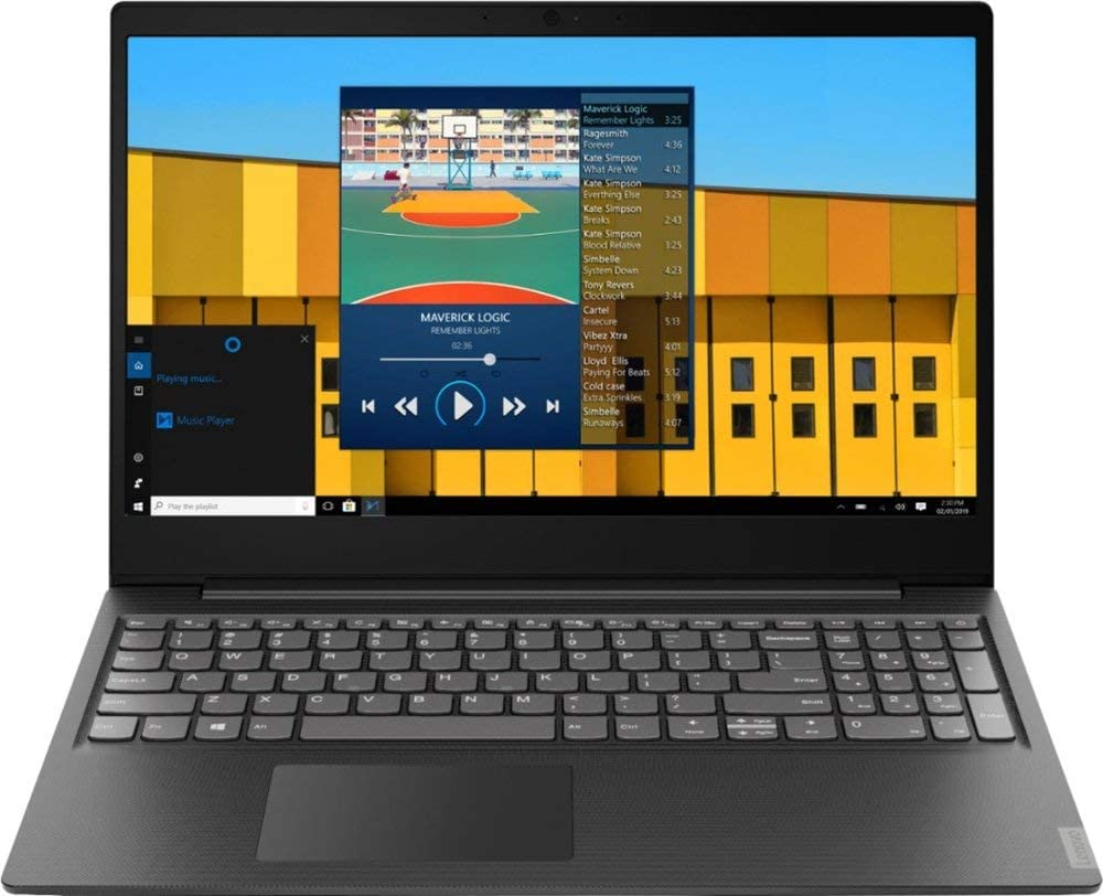 "Newest Lenovo IdeaPad S145 15.6"" HD Business Laptop, AMD A6-9225 Dual-core Upto 3.0GHz, 8GB RAM, 500GB HDD, AMD Radeon R4 Graphics, HDMI, WiFi, Card Reader, Windows 10"
