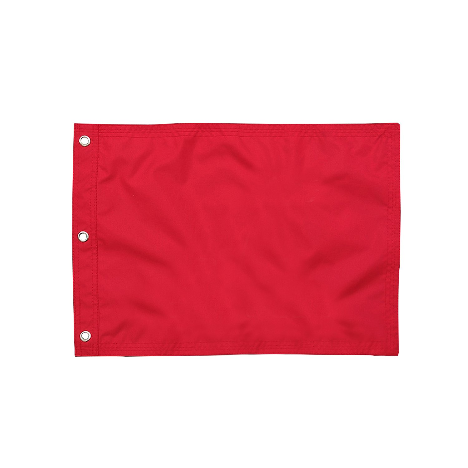 KINGTOP 13''x 20'' Golf Pin Flags, Red