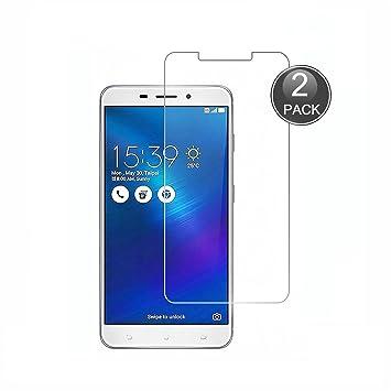 E-Hamii [2-Pack] Asus Zenfone 3 Laser ZC551KL Protector de ...