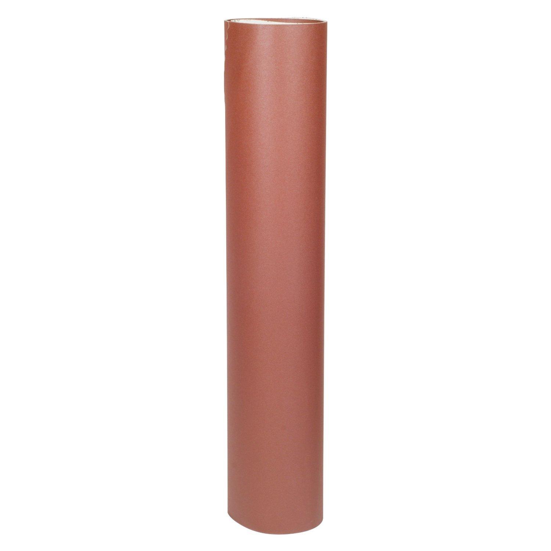 3M Paper Belt 366UZ, Aluminum Oxide, 52'' Width x 103'' Length, P180 Grit (Pack of 5)