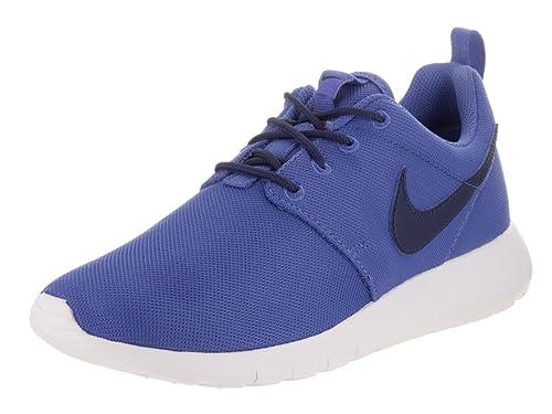 Nike, Niño, Cola One GS, Mesh, Zapatillas de Deporte, Azul: Amazon.es: Zapatos y complementos