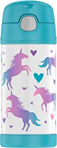Thermos FUNtainer Insulated Drink Bottle, Unicorn, F4019UN6AUS