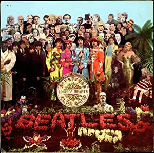 Sgt. Pepper's Lonely Hearts Club Band - Yellow Vinyl