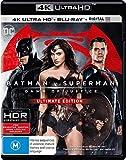 Batman v Superman Dawn of Justice 4K UHD / Blu-ray / UltraViolet