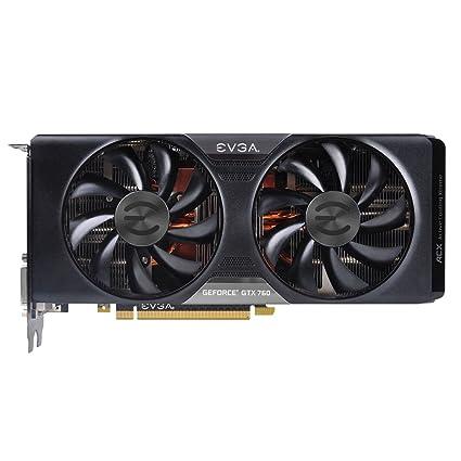 EVGA GeForce GTX 760 - Tarjeta gráfica: Amazon.es: Informática