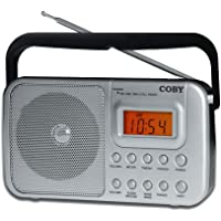 Rádio Portátil, Coby, CR201