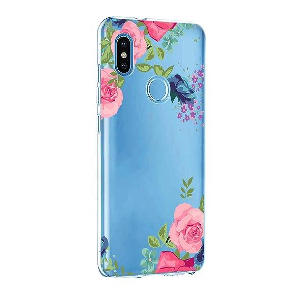 Amazon com: Phone Case Compatible with Xiaomi Mi A2 Case