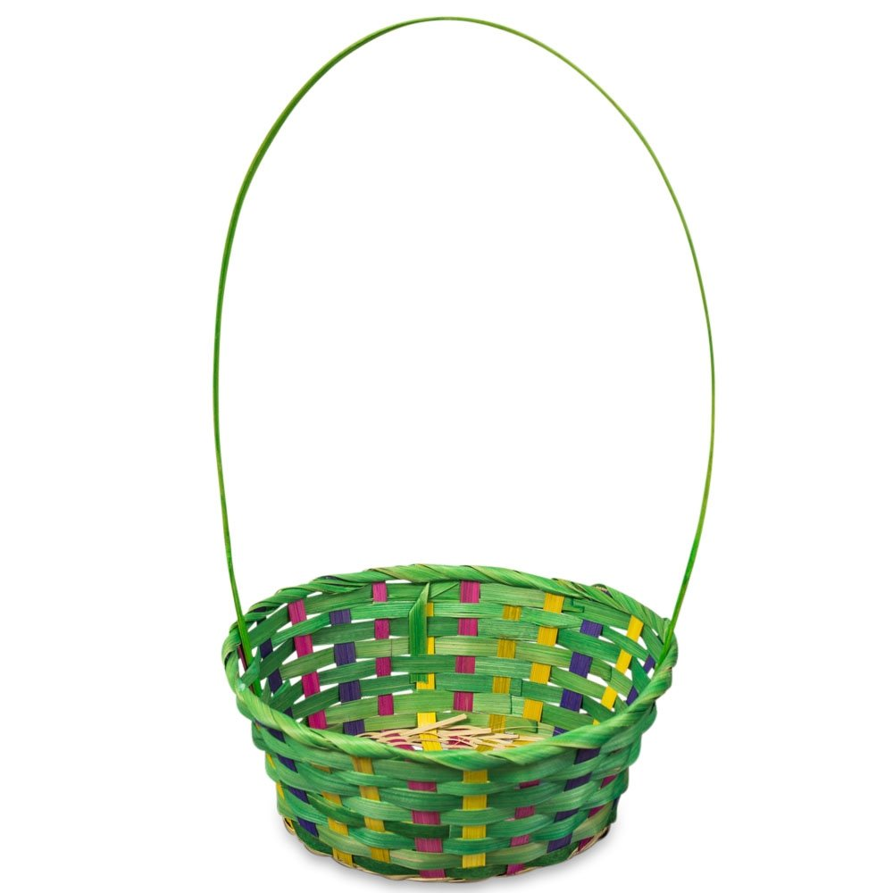 Easter Basket Woven High Quality BestPysanky Authentic Product