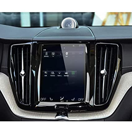 BUENNUS 8 7 Inch Navigation Display Screen Protector for Volvo XC90  2015-2019,S90 2016-2018,V90 2017-2019,XC60/XC40/S60/V60 2019 Sensus Center  Touch