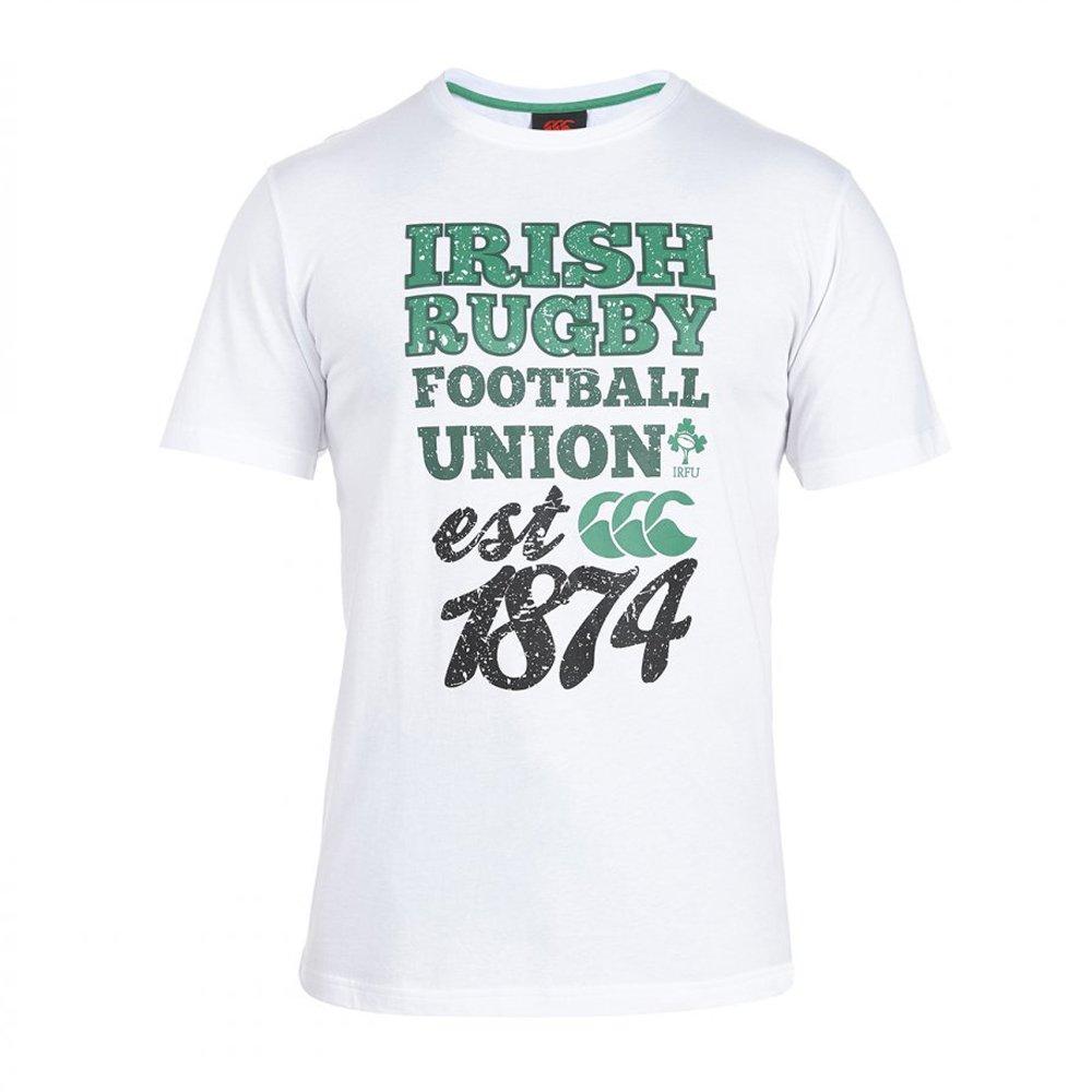 /Adulto/ Camiseta de Irlanda Rugby establecer/ /Blanco
