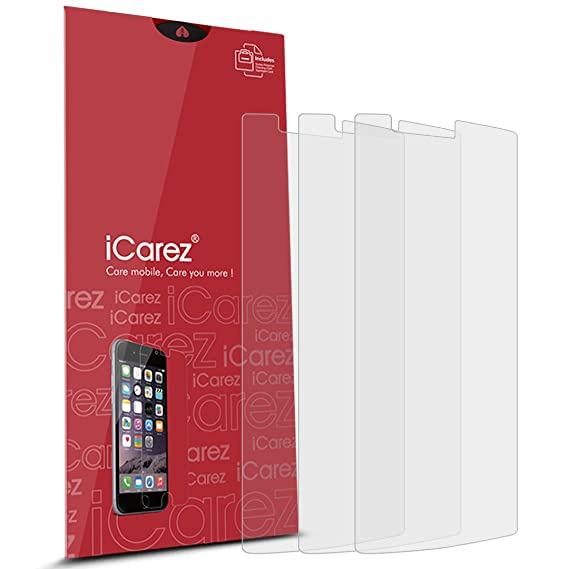 Amazon.com: icarez HD Clear Protector de visualización para ...