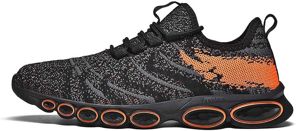 Zapatillas Deporte Hombre Zapatos para Correr Athletic Cordones Zapatillas de Deporte Respirable para Correr Deportes Zapatos Running Hombre: Amazon.es: Ropa y accesorios
