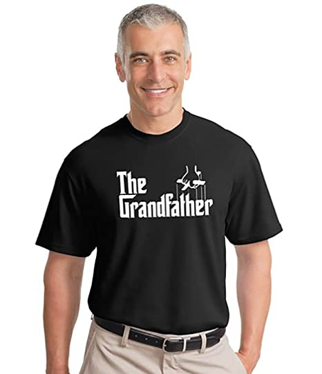5f80081e Today's Sale The Grandfather T Shirt for Grand Fathers Gifts Especially New  Grandpa (Small)