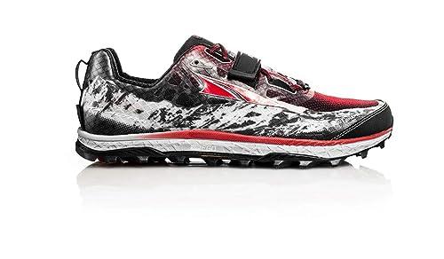 Zapatillas de Correr Altra King MT de Perfil bajo, Negro/Rojo, Talla 36: Amazon.es: Zapatos y complementos
