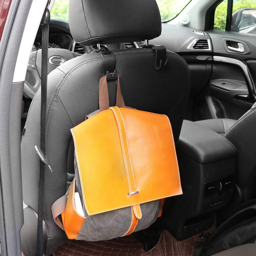 Fansport 8PCS Auto Haken Universal Auto R/üCksitz Haken Auto Kopfst/üTze Haken F/üR Auto