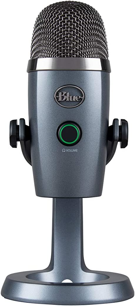 Blue Yeti Nano Premium USB Mic for Recording and Streaming 281: Buy Online at Best Price in KSA - Souq is now Amazon.sa