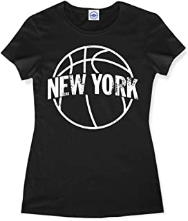 product image for Hank Player U.S.A. New York Basketball Women's T-Shirt