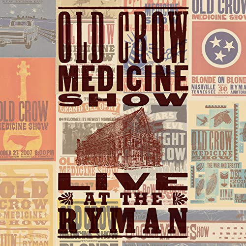 Live at The Ryman (Old Music Albums)