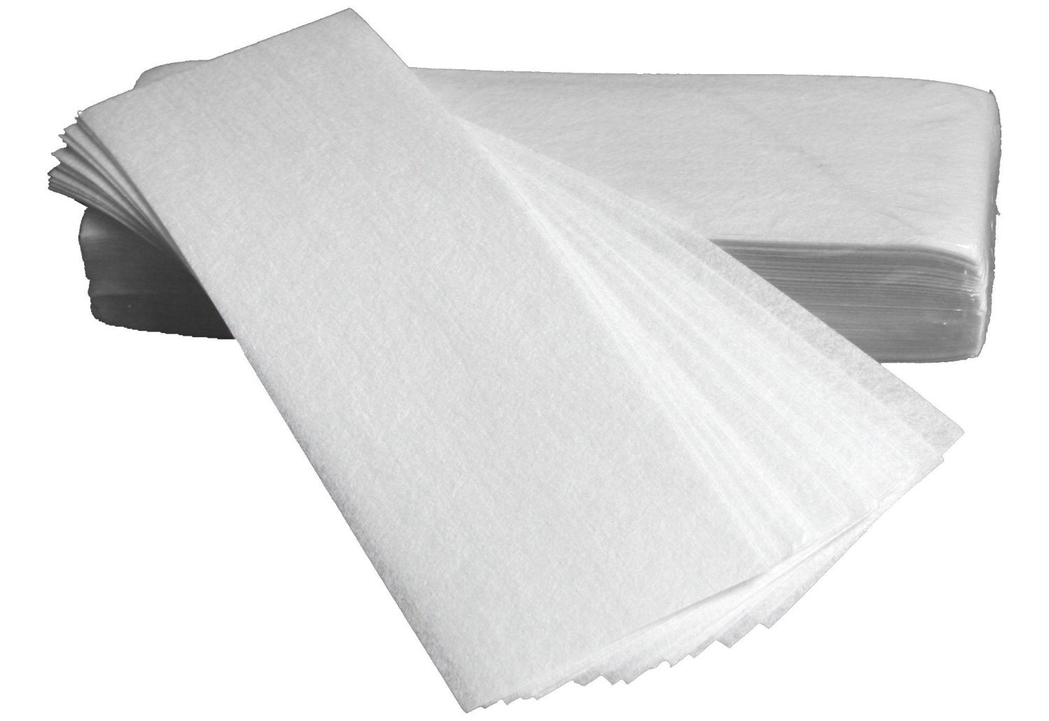 Paper Wax Waxing Strips - Pack of 100 (5 x 100) essentialbeautycare
