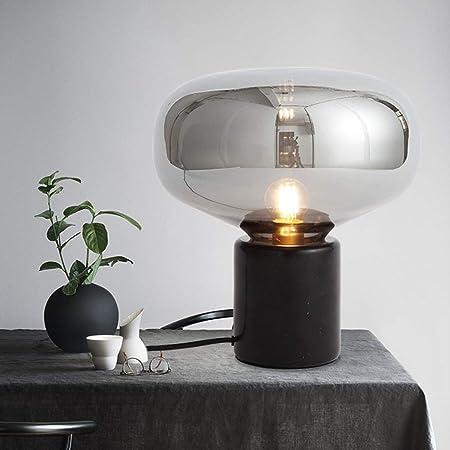 Modern Metal Table Lamps Bedroom