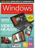 WINDOWS, THE OFFICIAL MAGAZINE, APRIL, 2013 ISSUE, 6 GET MORE OUT OF LIFE