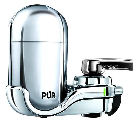 pur advanced faucet water filter chrome fm3700b