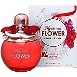 Mirage Diamond Collection Mysterious Flower Pour Femme Eau de Parfum, 100ml