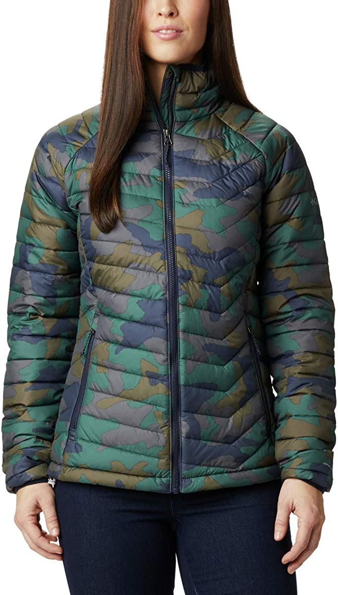 Columbia Womens Powder Lite Jacket: Clothing