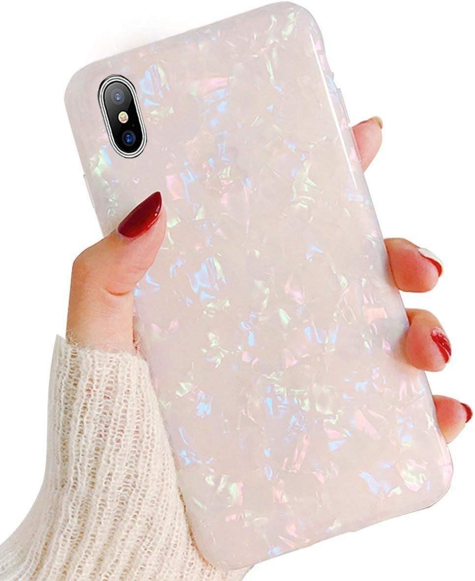 Uposao Compatibile con iPhone X/XS Custodie per Telefoni ...