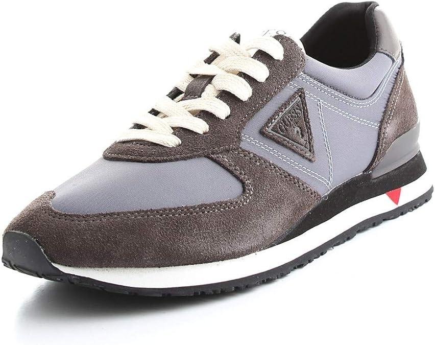 Guess FM7CHT Sneakers con Lacci in CAMOSCIO da Uomo: Amazon