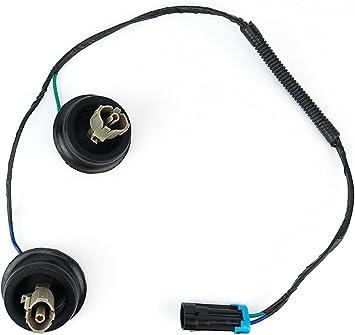 amazon.com: knock sensor wire harness kit replaces 12601822, 917-033 -  compatible with chevy, gmc, cadillac & other vehicles - suburban,  silverado, avalanche, tahoe sierra, yukon, 4.8, 5.3, 6.0, 2000 - 2007:  automotive  amazon.com