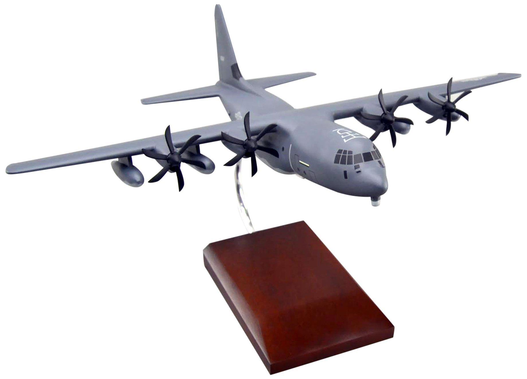 Executive Series Models MC-130J Commando II Vehicle (1/100 Scale)