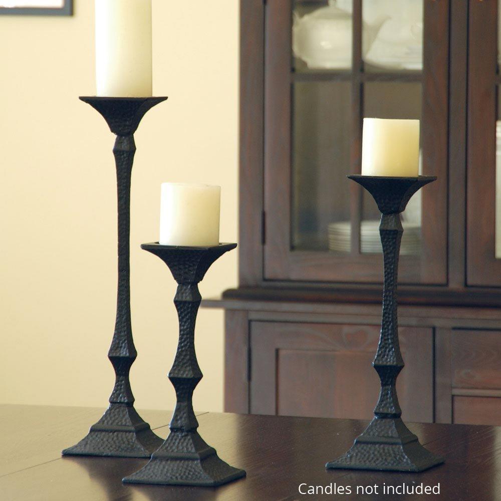SPI Home Richmond Candleholders 3 Piece Set