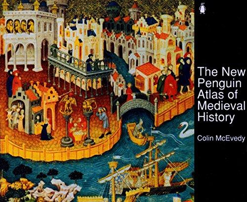 Hist Atlas - The New Penguin Atlas of Medieval History: Revised Edition (Hist Atlas)