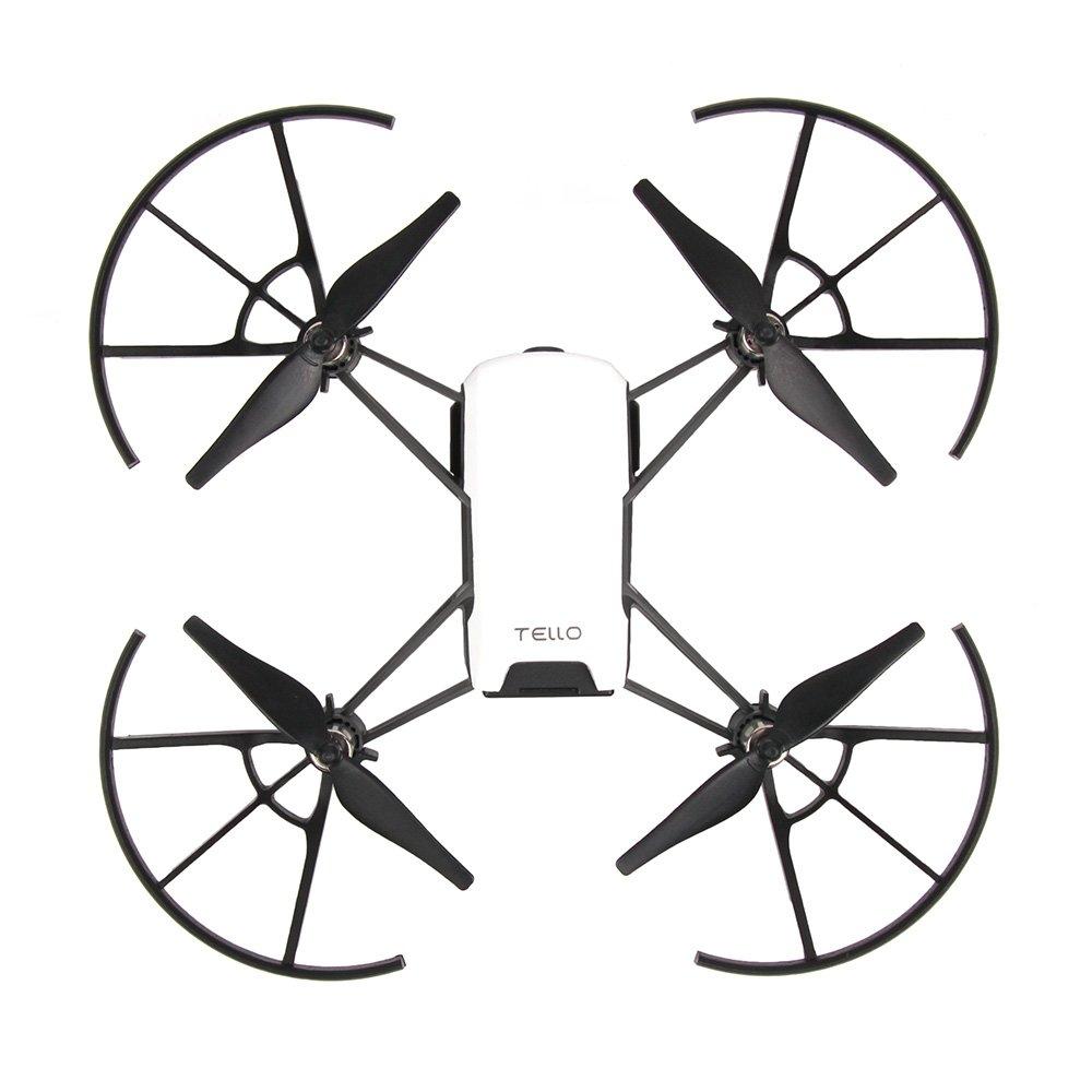 PENIVO 4Pcs//Set Protector Mini Drone Propeller Part Propeller Guard for DJI TELLO Drone Accessories