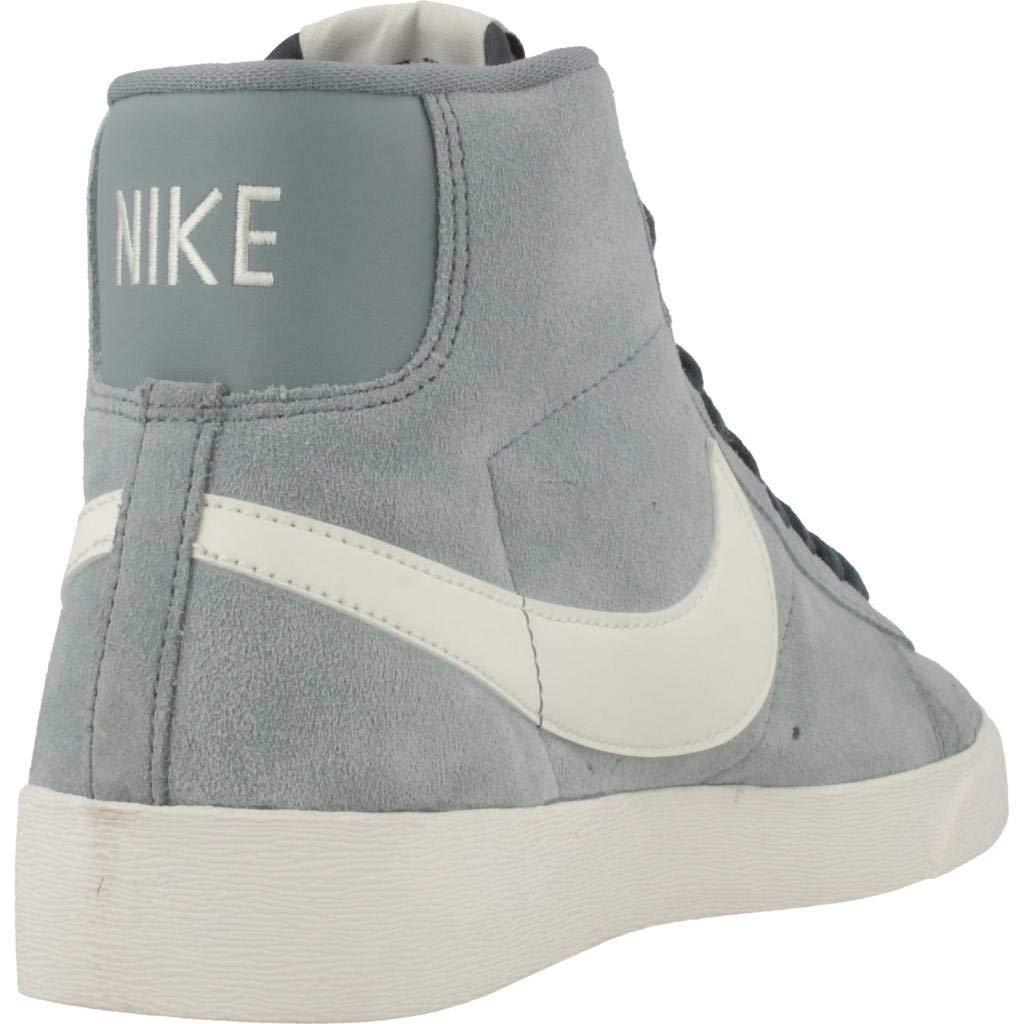 Nike Damen W Blazer Blazer Blazer Mid Vintage Suede Basketballschuhe blau B07MMBT3XN | Angemessene Lieferung und pünktliche Lieferung  416c13