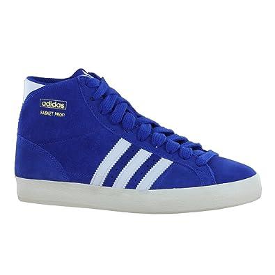 adidas basket profi bleu