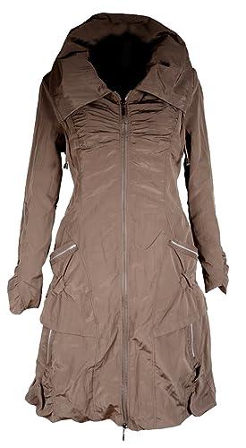 Grisodonna Style - Abrigo - trenca - para mujer