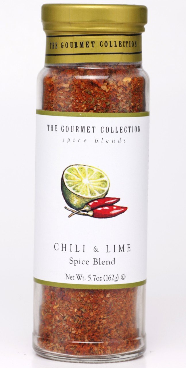 The Gourmet Collection, Chili & Lime Spice Blends