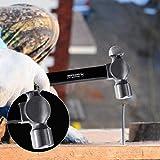 Goplus 5-Piece Hammer Set, 16/32 OZ Ball Pein