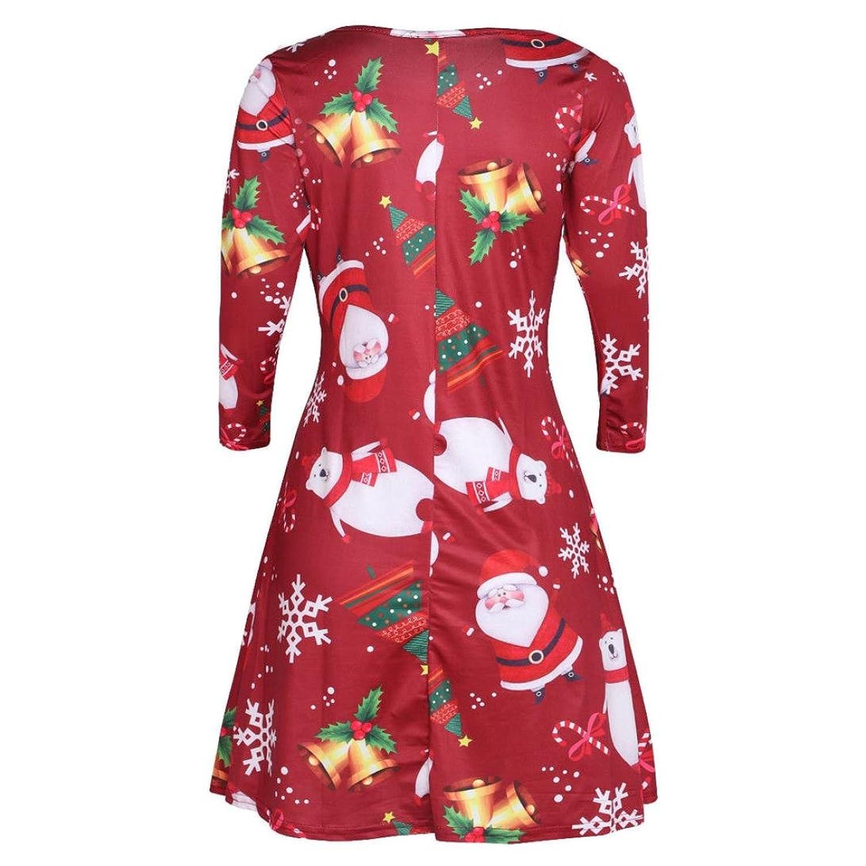 Weihnachten Kleidung Dasongff Frauen Langarm Weihnachten Hirschr ...