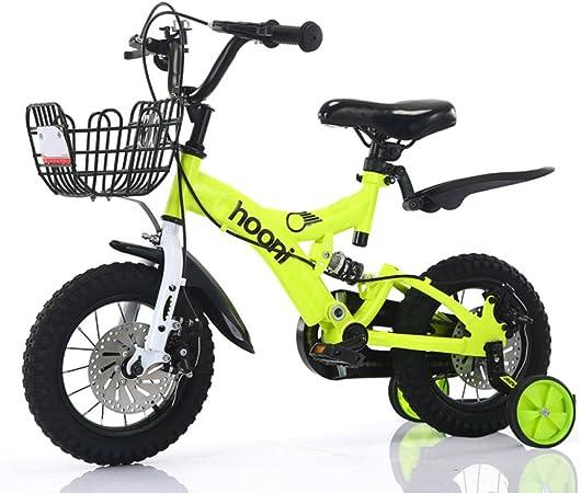 QXMEI Bicicleta Niños 2-3-4-6-7-8-9-10 Años Pedal Niño Antiguo Bici Niño Niña Bicicleta: Amazon.es: Hogar