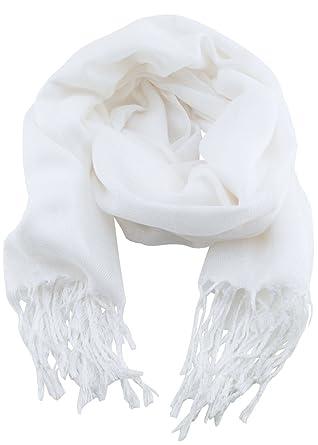 e1adfc797172 Chèche Écharpe Foulard Femme Homme Très Doux et Long 185 X 110cm -  Plusieurs couleurs disponibles