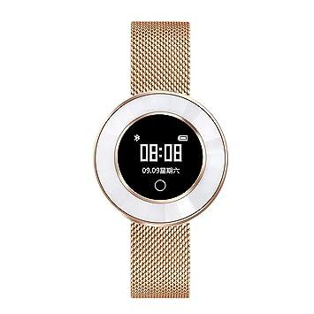 B Blesiya Reloj Inteligente Smart Watch Pantalla Táctil Compatible ...