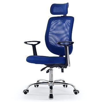 Guo Shop Chaise Dordinateur De Bureau Ergonomique Maille Pivotante