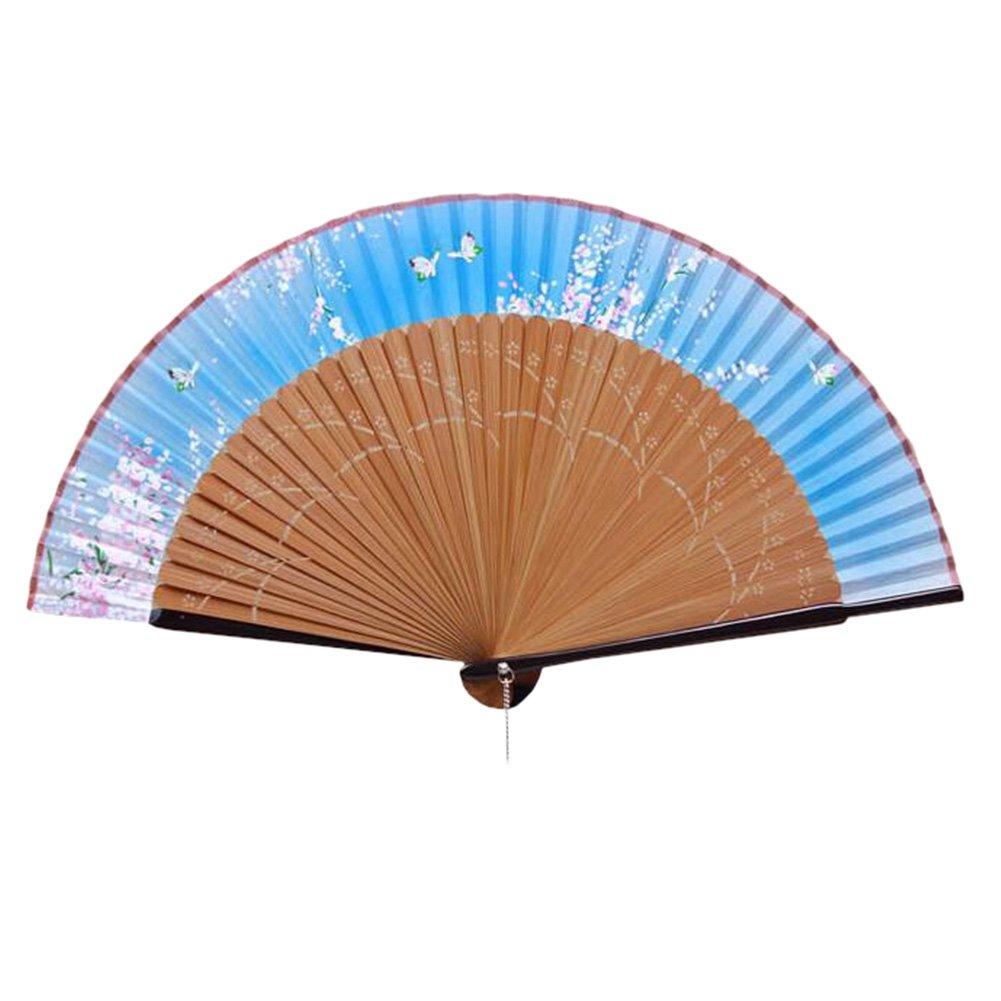 Elegante Hand-Ventilator-bewegliche faltende Ventilator-geschnitzte Handf?cher-chinesische Ventilatoren #09