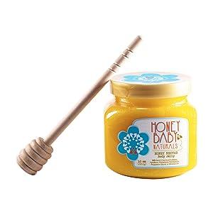 Honey Baby   Honey Nectar Body Jelly   Paraben Free