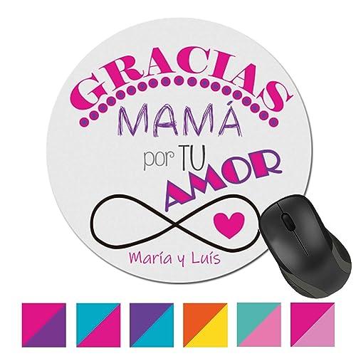 Alfombrilla Ratón Ordenador/Personalizada/Madre/Mama/Regalo ...