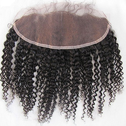 Persephone Kinky Curly Ear To Ear Full Lace Frontals 13x4