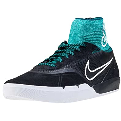 sports shoes b03a7 10c28 Nike Herren Sb Hyperfeel Koston 3 Skaterschuhe, Black (Black  (Schwarz Schwarz-